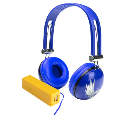 Pro Enjoy Set V11 - TÜKENMEK ÜZERE! ( Pro Enjoy Setiniz ile Eğlence Yanı Başınızda! Dayanıklı, Hafif, Esnek, Mavi Kablolu Kulaklık Üstelik Kırmızı ve Sarı 2600 Mah Powerbank Hediye! )