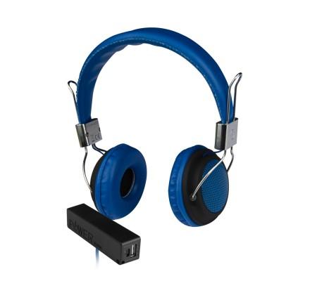 Pro Enjoy Set V4 ( Pro Enjoy Setiniz ile Eğlence Yanı Başınızda! Dayanıklı, Hafif, Esnek, Mavi Kablolu Kulaklık Üstelik Yeşil ve Siyah 2600 Mah Powerbank Hediye! )