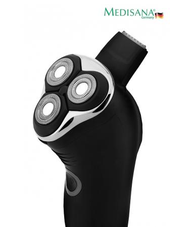 Medisana MD-7803 Move Tıraş Makinesi ( Kablolu & Kablosuz Kullanım - Çift Yönlü Esneme ile Konforlu Tıraş! )