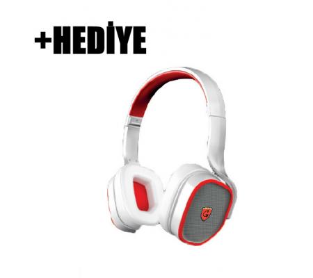 HOME61 Bluetooth 5+1 Özel Hoparlör Seti / Kablolu Optimus Kulaklık Hediye! ( Yeni Seri & Yeni Teknoloji ! Gerçekçi bass efekti için ahşap kabinli subwoofer )