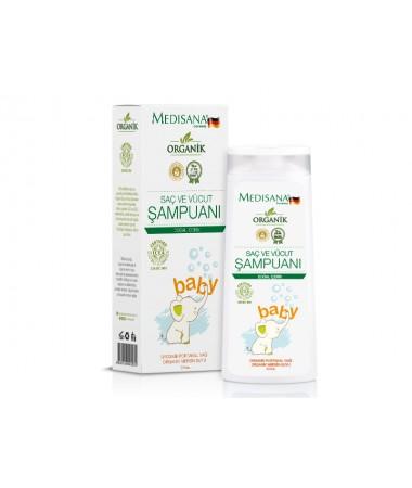 Medisana Baby Organik Saç ve Vücut Sampuani 300 ML