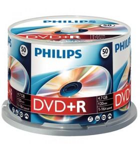 PHILIPS DR4S6B50F/97 DVD+R 4.7GB 120MİN 1-16X 50Lİ