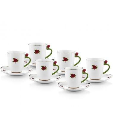 Pr61-1034-Kırmızı Güllü Çay Fin. Tk.
