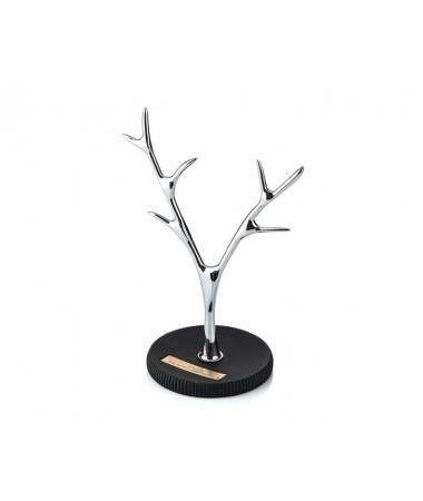 Pr83-1010-Siyah Çizgili Takı Askılığı
