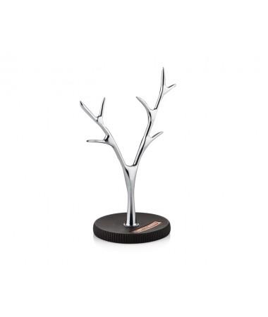 Pr83-1012-Kahverengi Çizgili Takı Askılığı