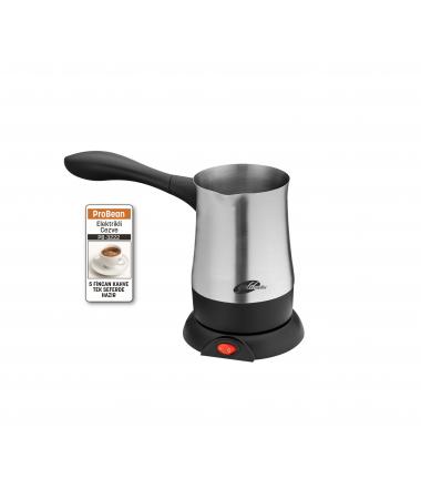 PB-3222 ProBean Elektrikli Cezve ( 5 Fincan Kahve Tek Seferde Hazır! ProBean ile Tadı Damağında Lezzetli Türk Kahvesi! )