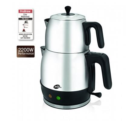 PB-3221 ProBrew Çay Makinesi ( 1,7 LT Kapasitesi ile Geniş Aileler için İdeal & ProBrew ile Daima Sağlıklı Çay Keyfi! )