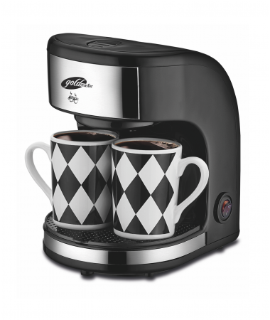 PC-3202 ProCoffee Filtre Kahve Makinesi + 2'li Mackenzie Desenli Seramik Fincan Hediye! (  Yeni Seri - Yeni Teknoloji )