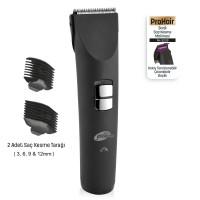 PH-3229 ProHair Saç & Sakal Şekillendirme Makinesi ( Hızlı, Pratik ve Hassas Bakım! Kompakt Tasarım, Kablolu ve Kablosuz Kullanım )