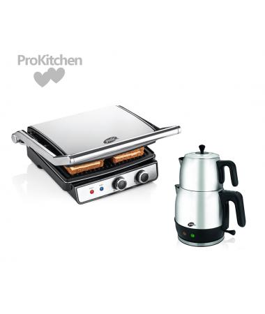 ProKitchen Kahvaltı Seti ( ProBrew & ProRoyal - Trend Renkleri İçeren Çizgileri ve Özel Seçkileri ile En Şık Çeyiz Setleri! )