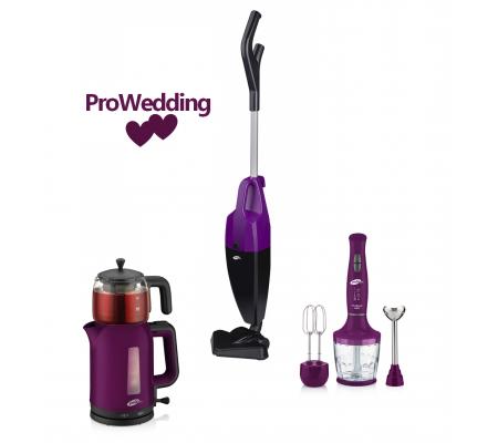 ProWedding Çeyiz Seti ( ProStick, ProSpeed ve ProTea -  Trend Renkleri İçeren Çizgileri ve Özel Seçkileri ile En Şık Çeyiz Setleri! )