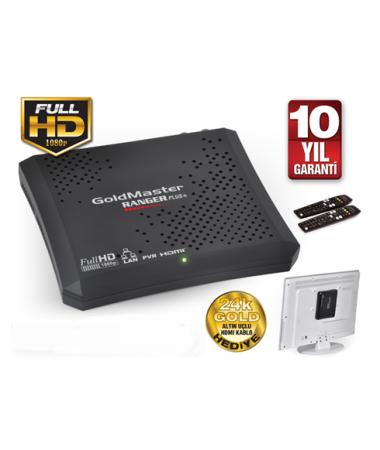 RANGER HD PLUS PVR Dijital Uydu Alıcısı