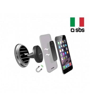 ( TÜKENDİ! ) SBS-29329 Araç İçi Manyetik Telefon Tutucu (  360' Dönebilme Özelliği )