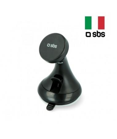 SBS-48535 Araç İçi Manyetik Telefon Tutucu ( Klipsli & 360' Dönüş Özelliği )