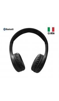 SBS-64986 Kafa Üstü Bluetooth Kulaklık ( 4 Saate Kadar Müzik Oynatma Süresi / İtalyan SBS Kalitesi ile Tanışın! )