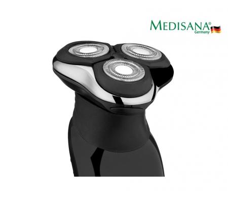 Medisana MD-7802 Smart Tıraş Makinesi + Medisana Air Hediye! ( 3 Yönlü - Cildinizi Koruyan Özel Başlıklar İle Yüzü Kavrayan Kusursuz Tıraş )