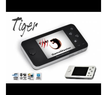 Gamemaster Tiger ( Nostalji Oyun Konsolu ) ( Beyaz )