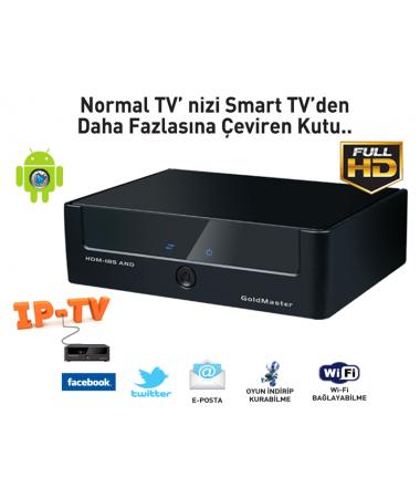 Hdm-185 Media Player