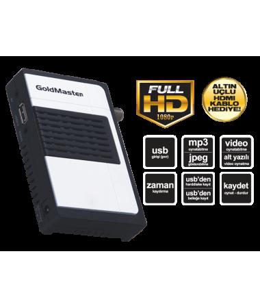 Micro-Titan Hd Pvr Dijital Uydu Alıcısı