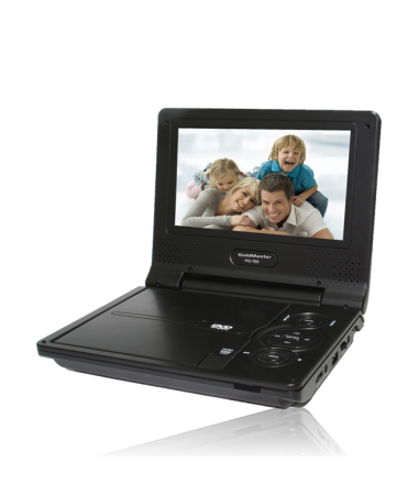 Pd-760 Portable Dvd Oynatıcı