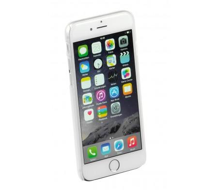 35476 Iphone 6 Ultra İnce Şeffaf Koruyucu Kılıf ( Yuvarlak köşeleri ile darbeleri yumuşatma )