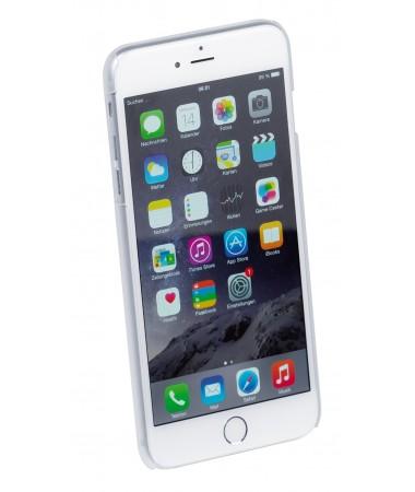35514-Iphone 6 Plus Ultra İnce Mat Şeffaf Koruyucu Kılıf ( Yuvarlak köşeleri ile darbeleri yumuşatma )