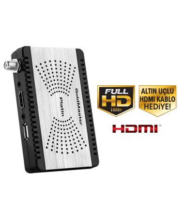 Micro Hd-Platin Uydu Alıcısı