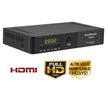 Victor Hd Pvr Dijital Uydu Alıcısı (Full HD - 1080p)