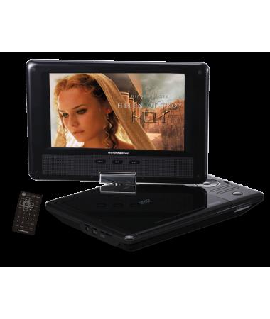 Pd-700 Portable Dvd Oynatıcı (Siyah)
