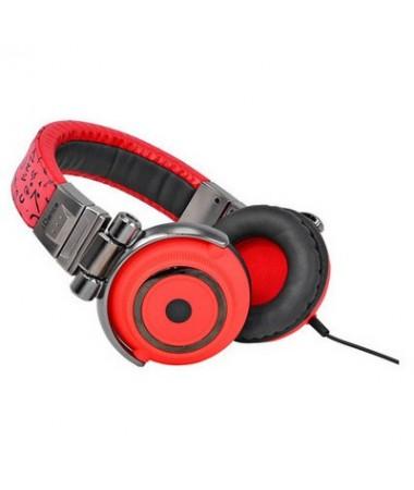İdance Dısco-410 Kulaklık-Kırmızı