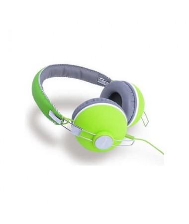 İdance Hıpster-705 Kulaklık-Yeşil-Gri (Özel Ses Hassasiyeti ! )