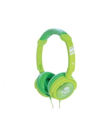 İdance Jockey-410 Kulaklık-Yeşil