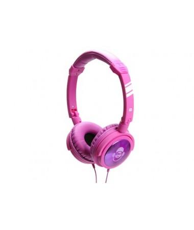 İdance Jockey-500-Kulaklık-Mor (Mikrofon özelliği ile Idance Jockey her zaman yanınızda! )