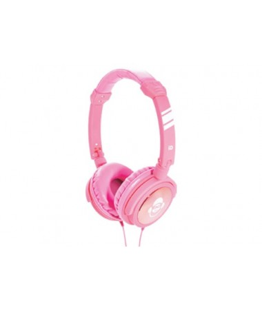 İdance Jockey-510 Kulaklık-Pembe