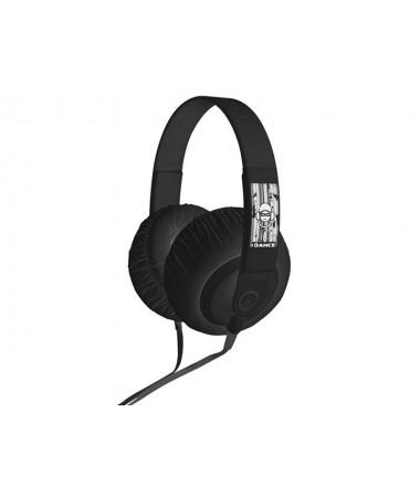 İdance Sdj-450 Kulaklık-Siyah (Rengarenk Renk Seçenekleri İle Müziğin Keyfine Varın !)