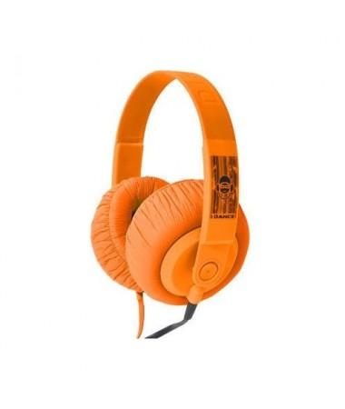 İdance Sdj-850 Kulaklık-Turuncu (Rengarenk Renk Seçenekleri İle Müziğin Keyfine Varın !)