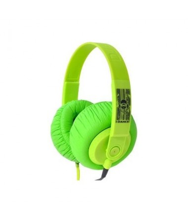 İdance Sdj-950 Kulaklık Yeşil (Rengarenk renk seçenekleri ile müziğin keyfine varın !)