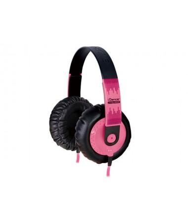 İdance Sedj-800 Kulaklık-Pembe (Eşsiz ses deneyimi !)
