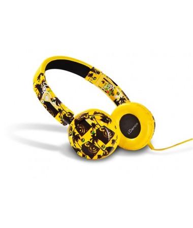 İdance Track-50 Kulaklık-Sarı