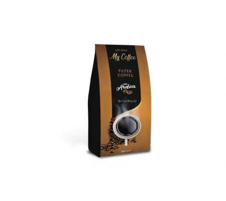 My Coffee Filtre Kahve %100 Arabica - Özel Seri & Yoğun Kahve Tadı! ( 100gr )