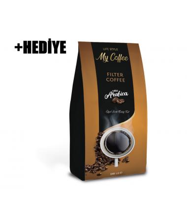 PC-3202 ProCoffee Mini Filtre Kahve Makinesi + 100GR Filtre Kahve Hediye!  ( Yeni Seri - Yeni Teknoloji ve 2'li Mackenzie Desenli Seramik Fincan Hediye! )